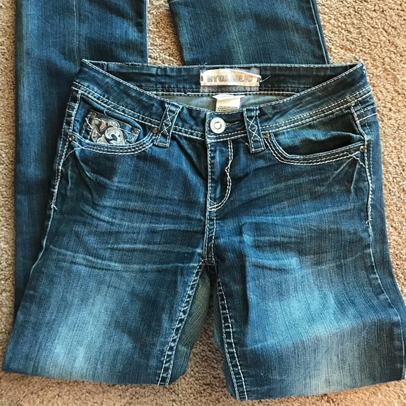 Hydraulic Denim - Women's Bootcut Jeans